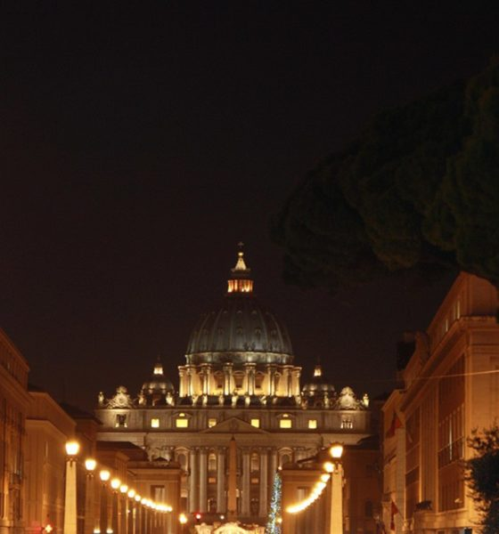 Winter Holiday – Vatican City