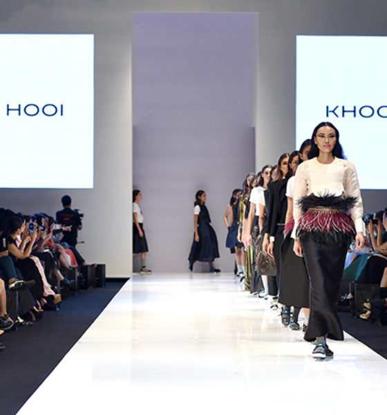 Khoon Hooi Fall Winter 2015 – A Walk In The Parc