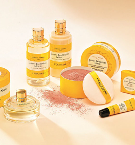L'Occitane & Pierre Hermé Christmas Holiday Collection