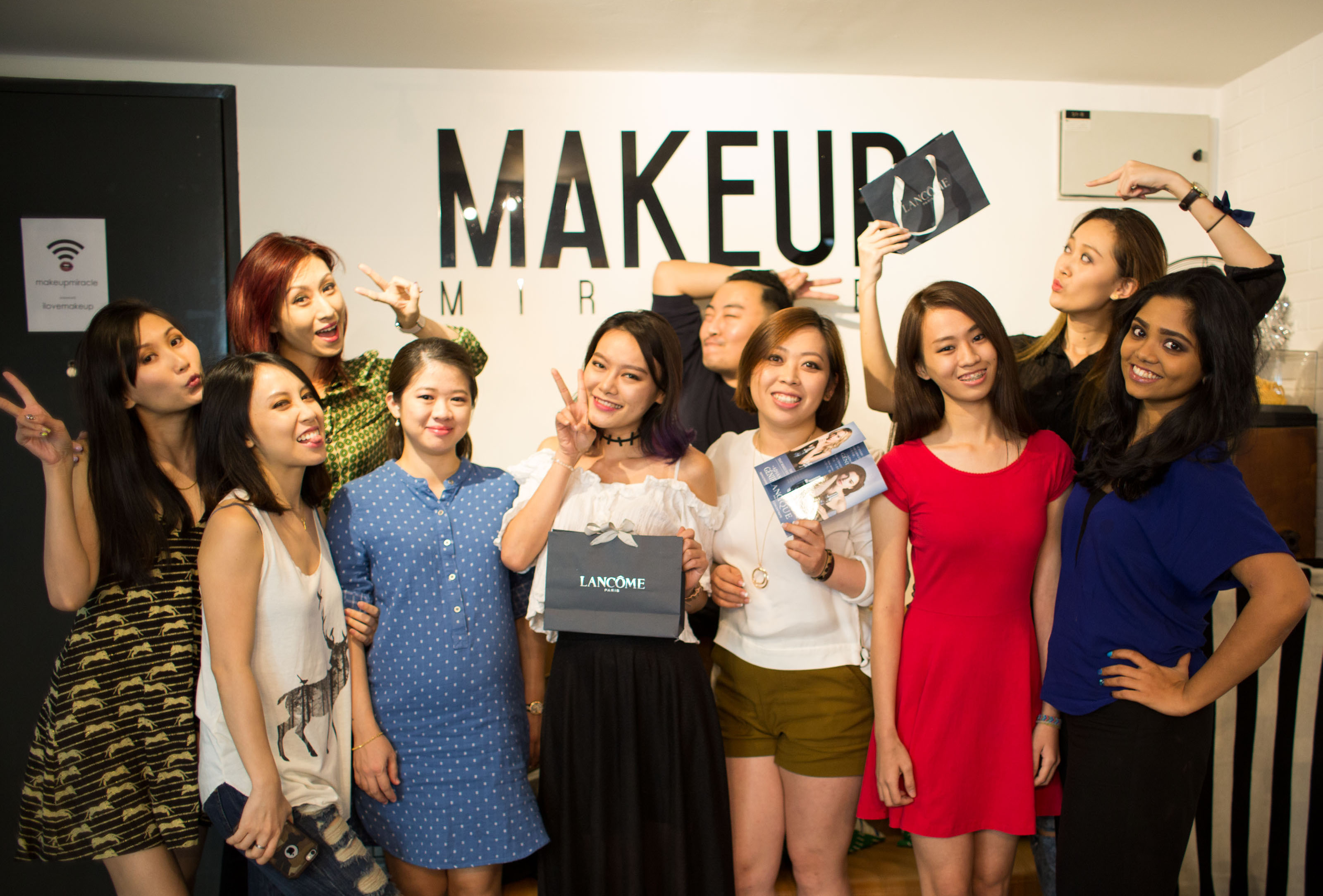 Makeup Miracle Glam Group