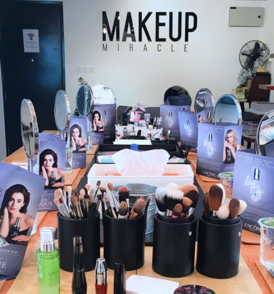Glam Up With Makeup Miracle