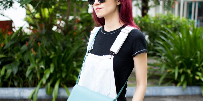3 Classic Ways To Wear A Black Top