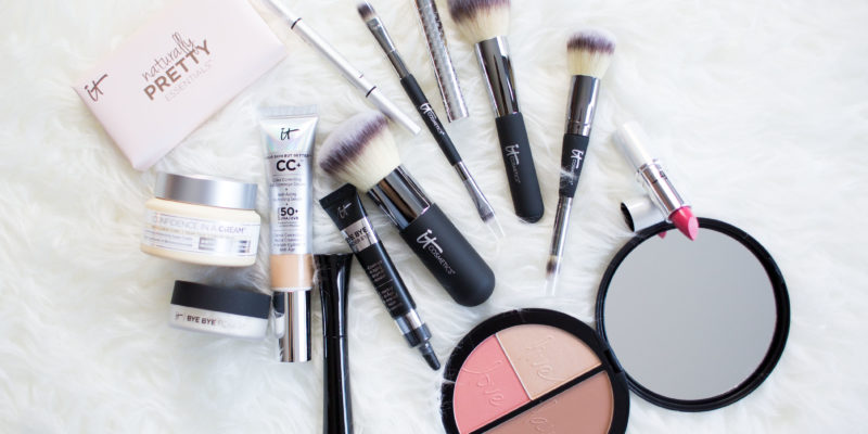 You Can Be Beautiful With IT Cosmetics
