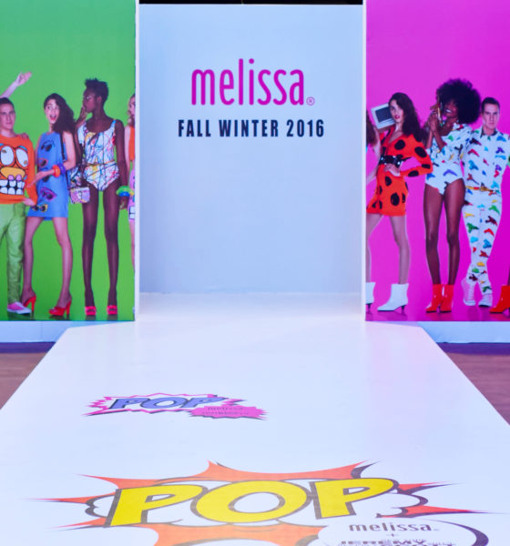 Inflatable World of Melissa + Jeremy Scott