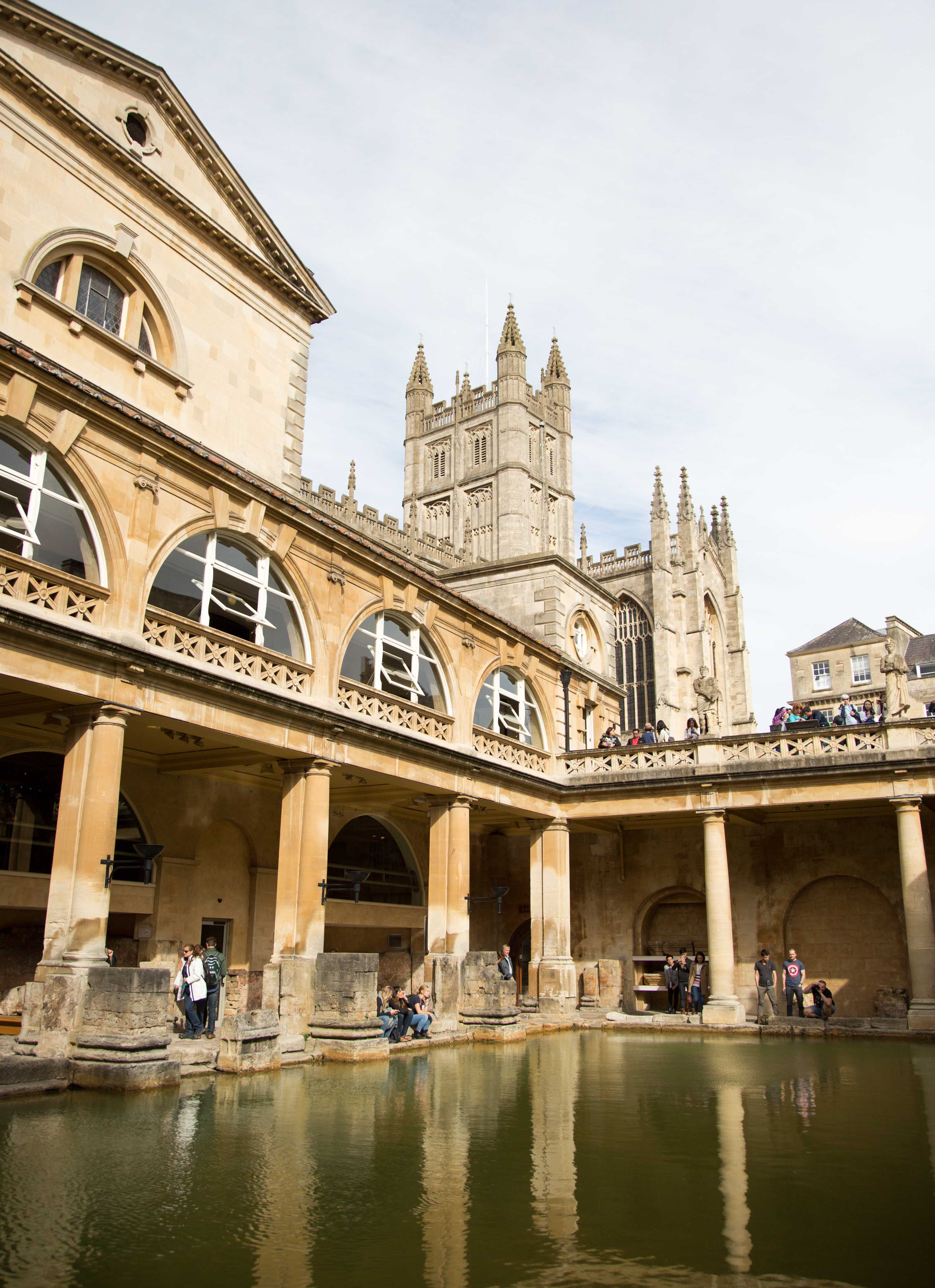 A Quick Guide To Bath, England | Diva in Me