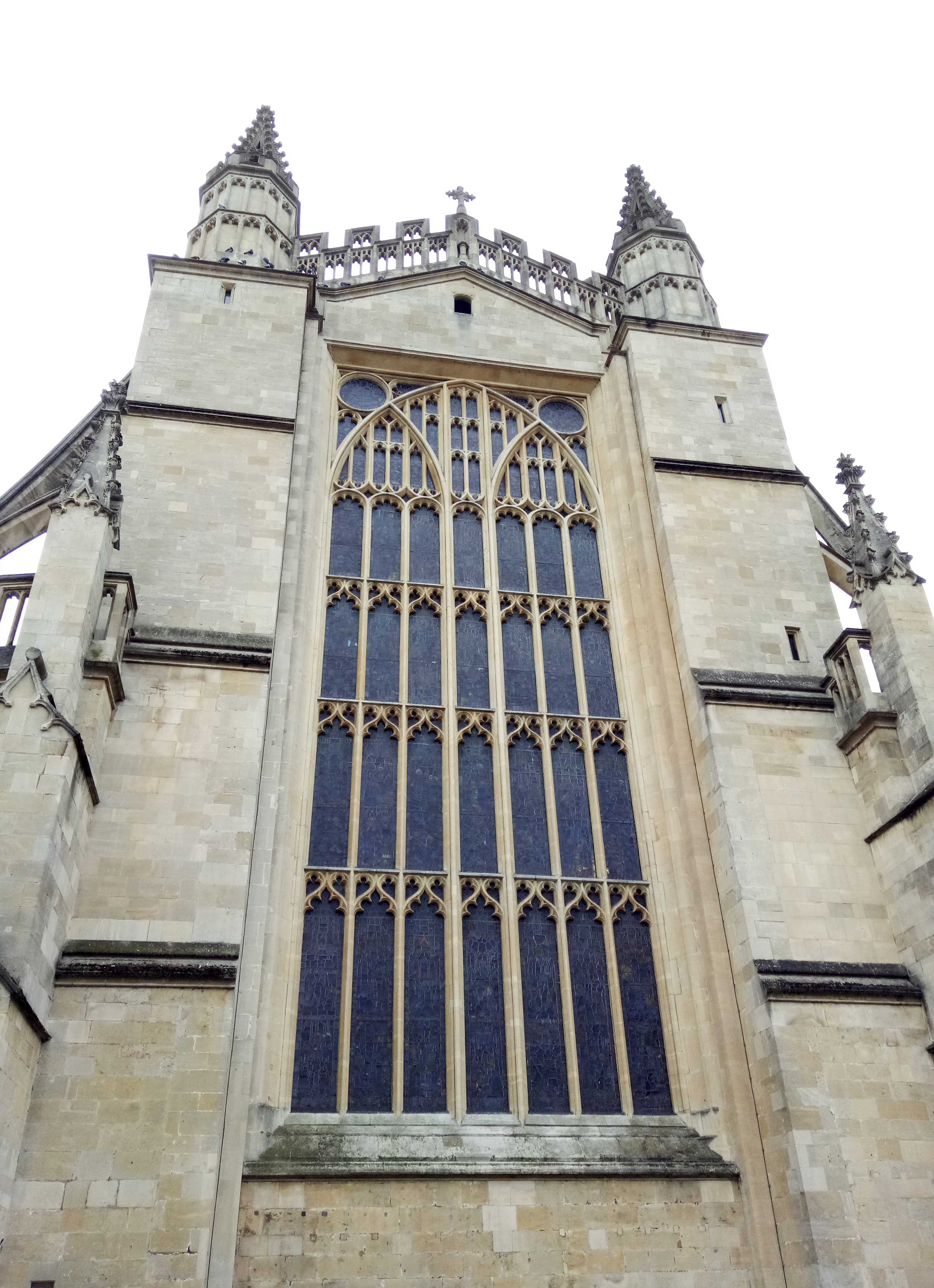 The Bath Abbey