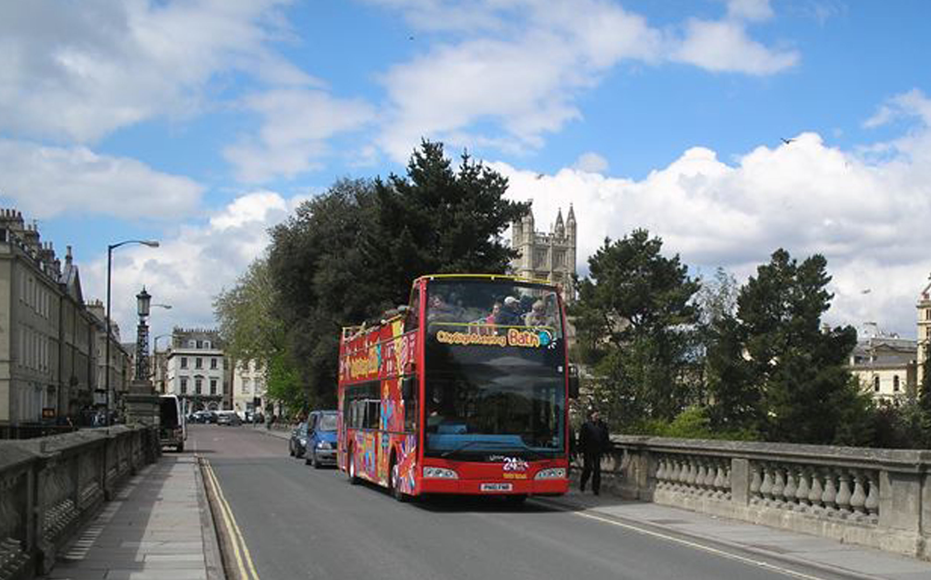 Bath Hop-on-Hop-off Bus Tour