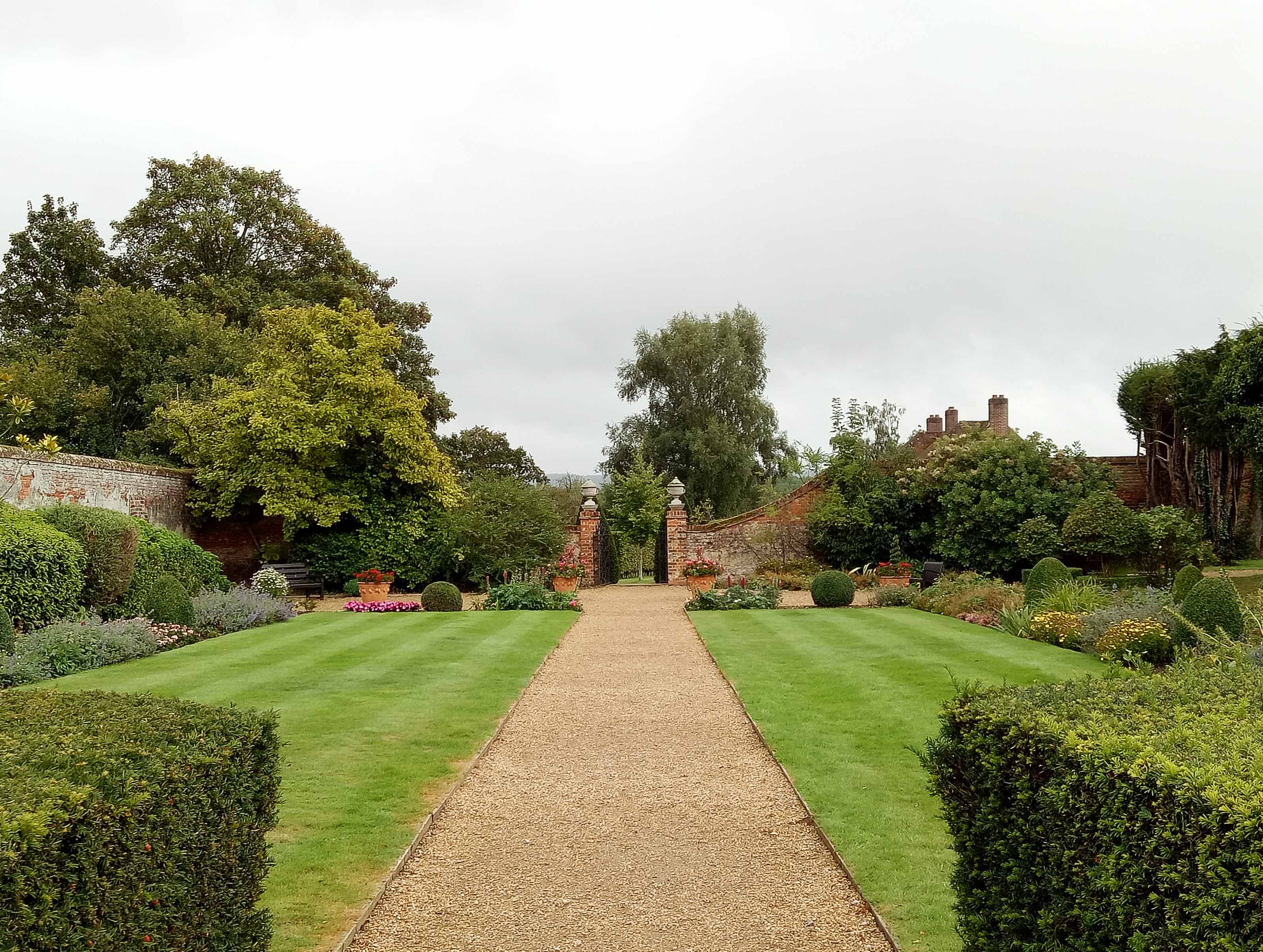 Garden at Four Seasons Hampshire