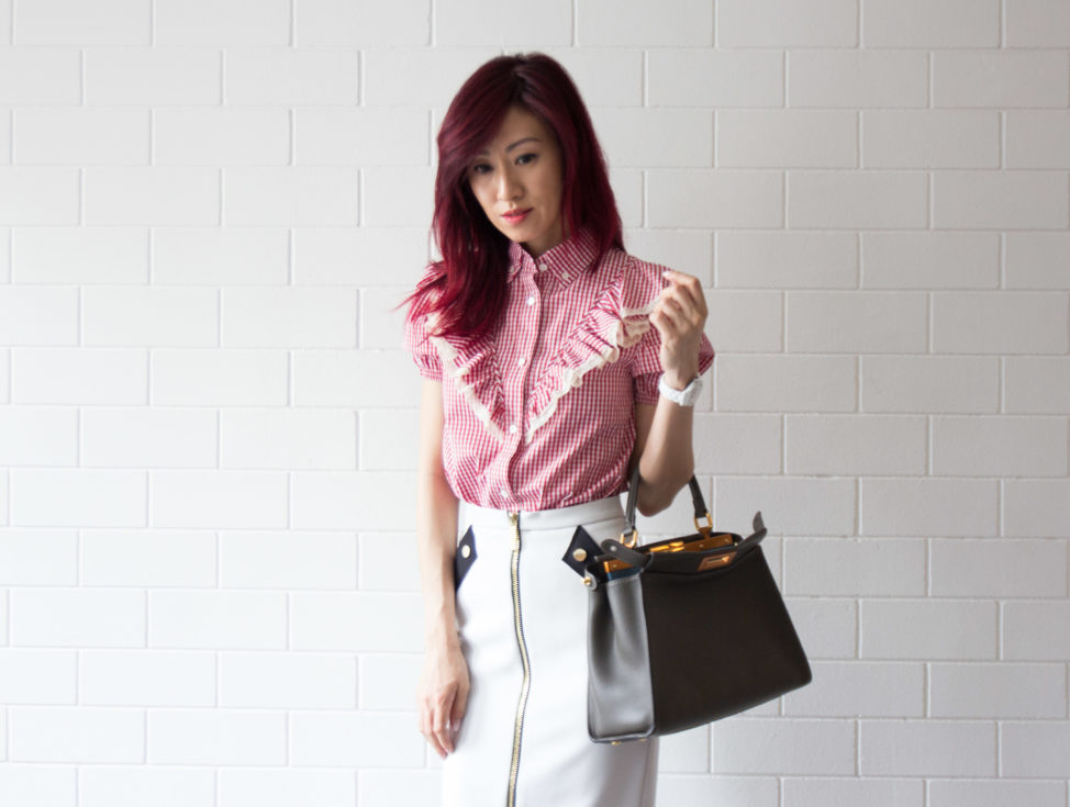 4 Ways To Style Pencil Skirt