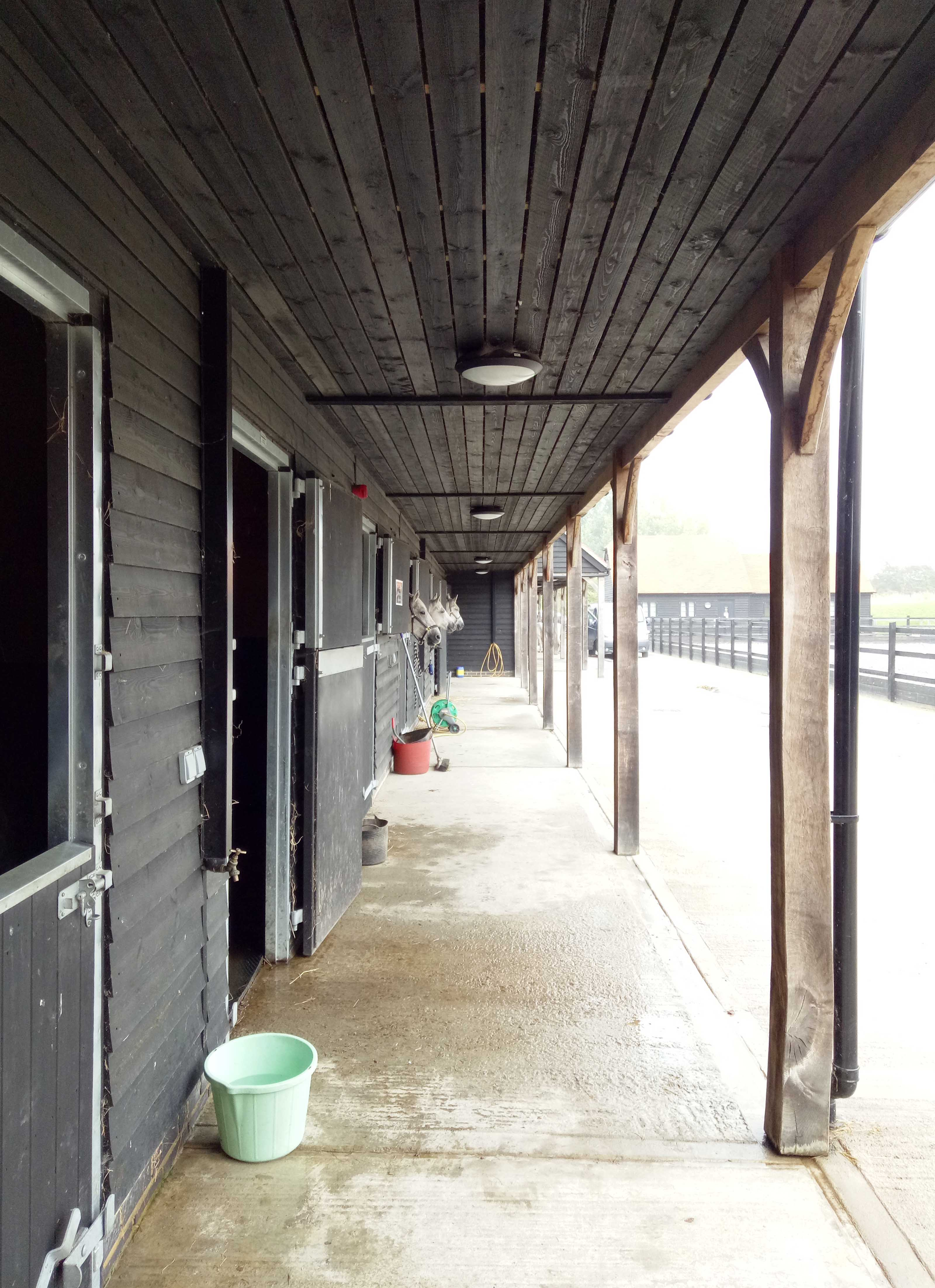 Stable at Four Seasons Hampshire