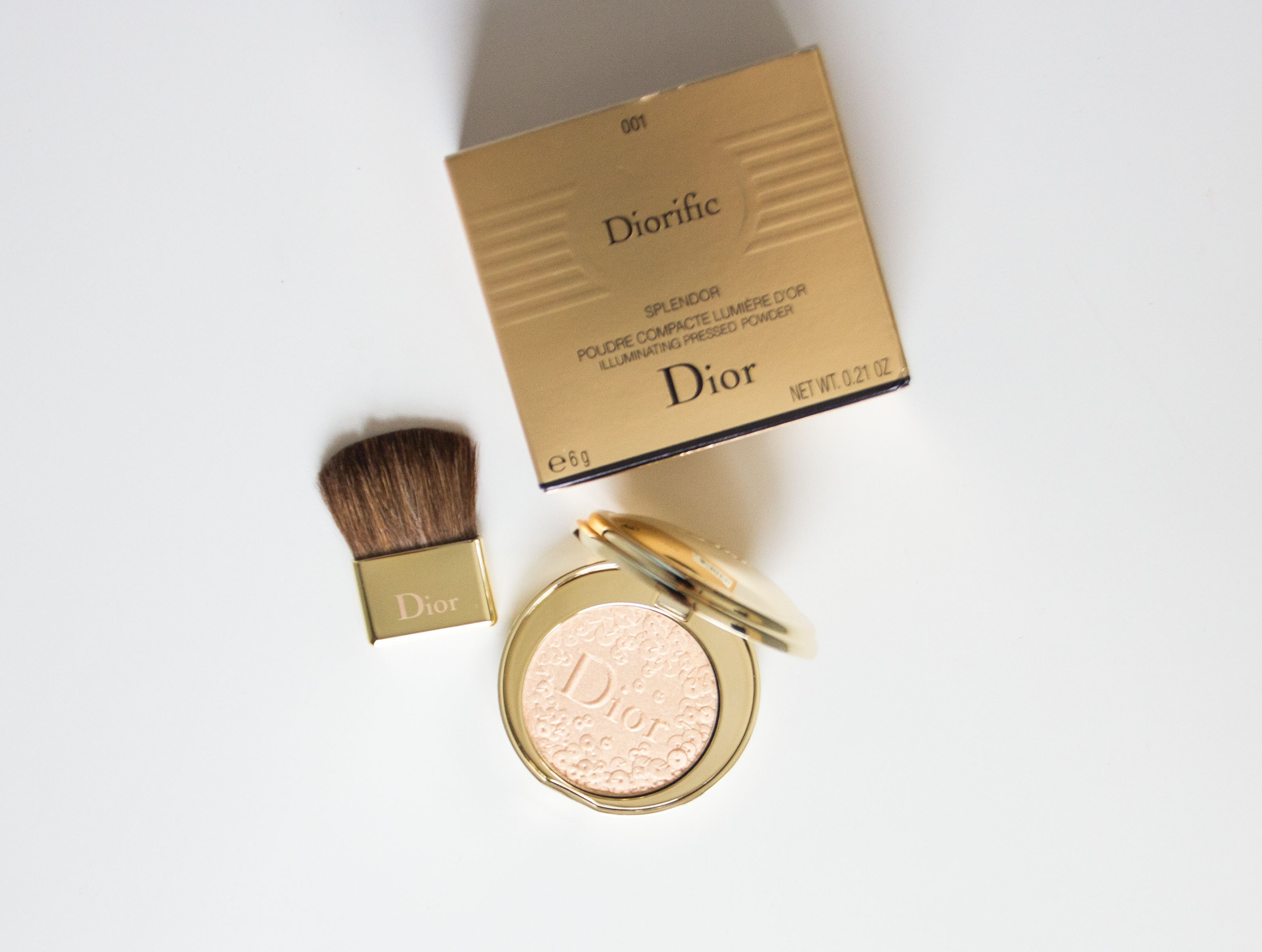 Dior Splendor - Illuminating Pressed Powder