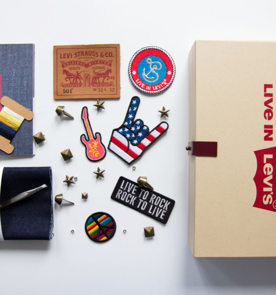 Renewed Love & Levi's DIY Kit GIVEAWAY