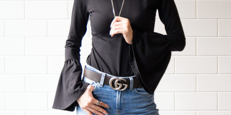 Dramatic Sleeves To Go With Basics