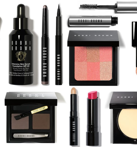 A Day Of Pampering At Bobbi Brown