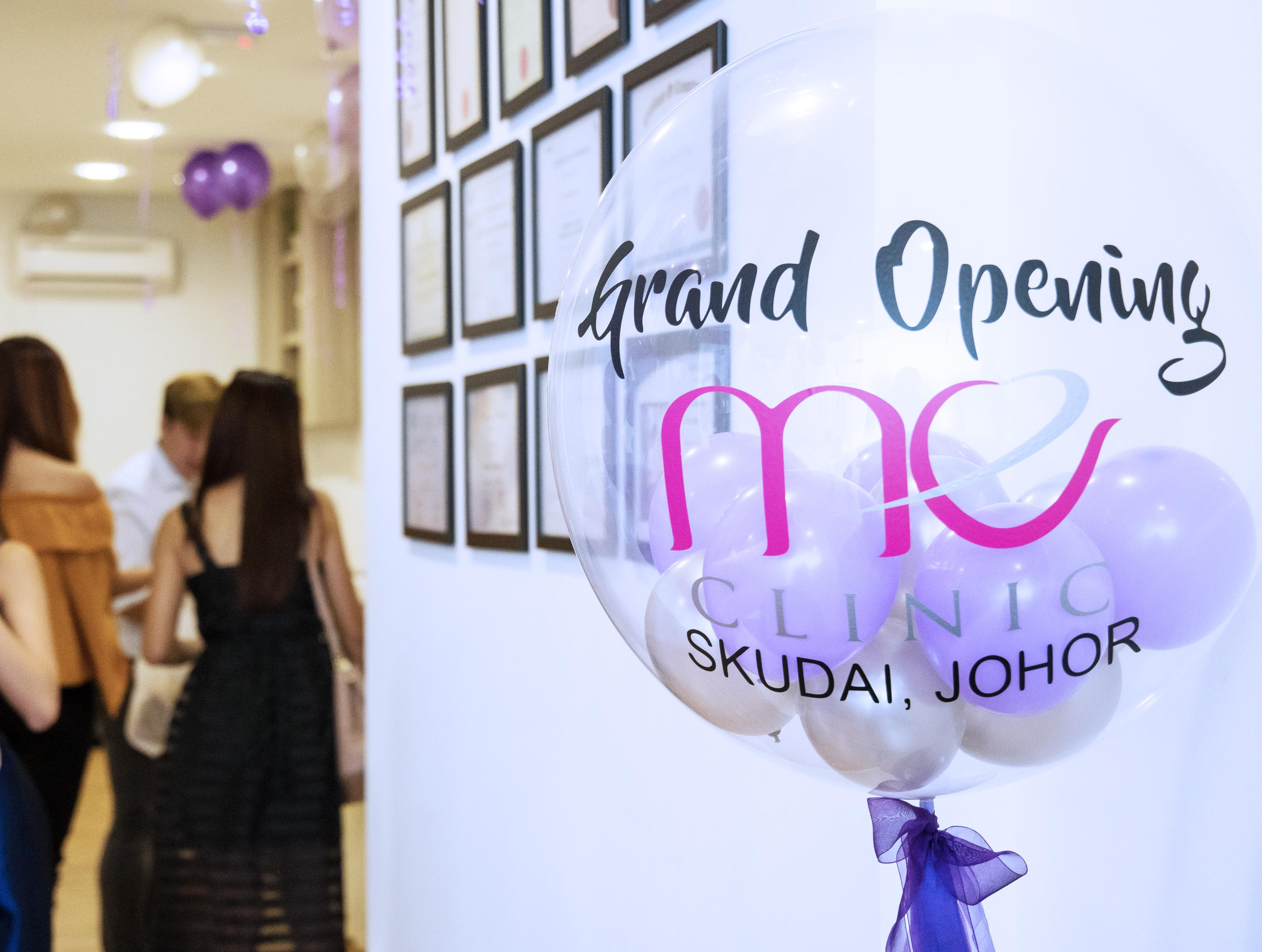 Grand Opening Of Me Aesthetic Clinic Skudai