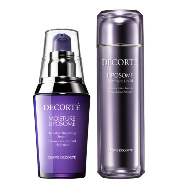 Hydrated Skin With Decorté Liposome Technology