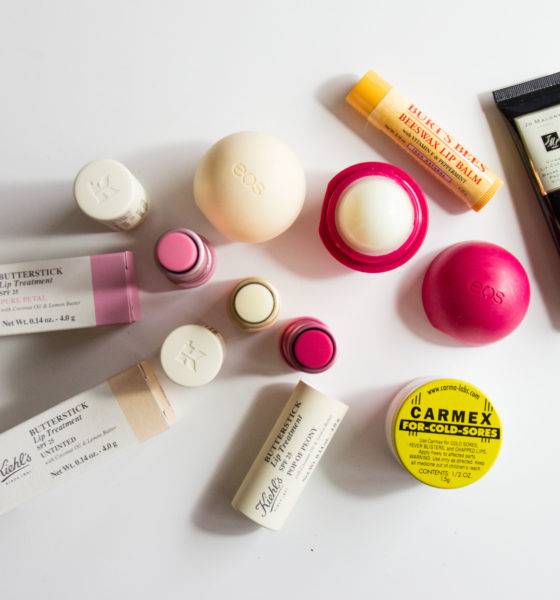 5 Best Lip Balms Tried And Tested