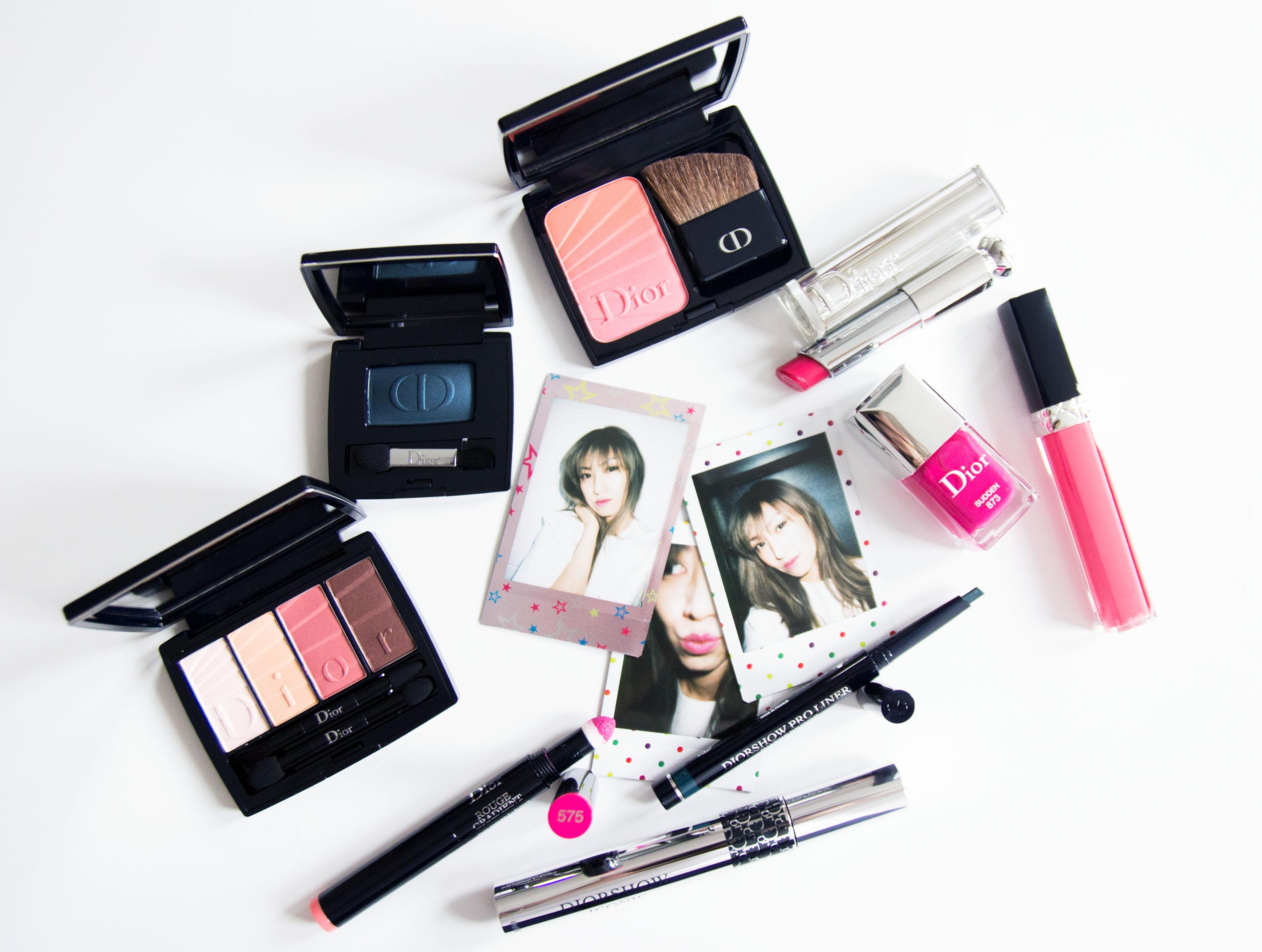 5fb85b24d2 Dior Makeup For Spring 2017 - Colour Gradation | Diva in Me
