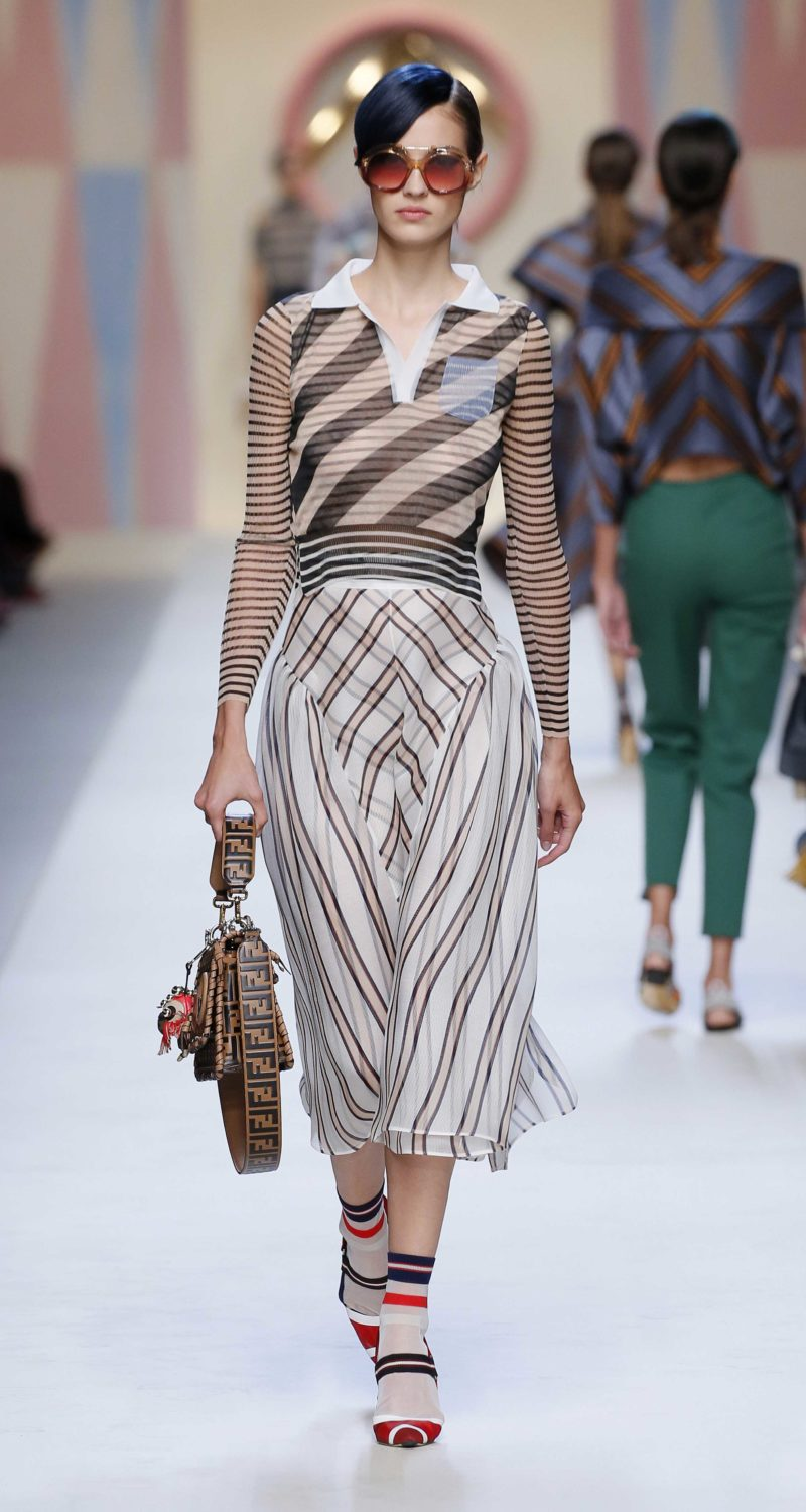 289b83cd989a Fendi Spring Summer 2018 Collection