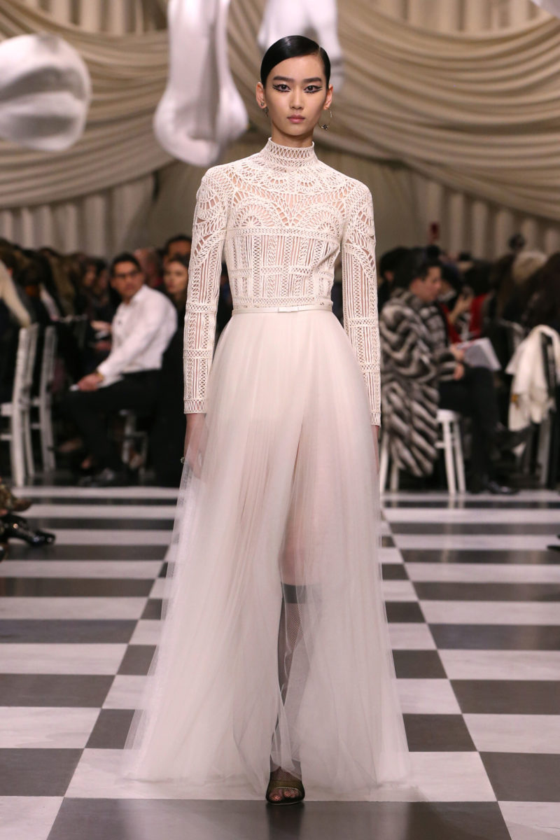 Dior Haute Couture Spring Summer 2018 Diva In Me